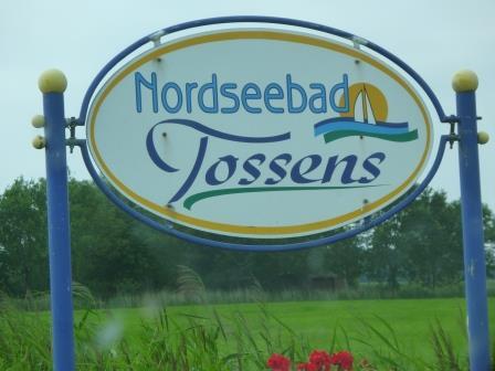 Tossens Ferienhaus - Urlaub an der Nordsee